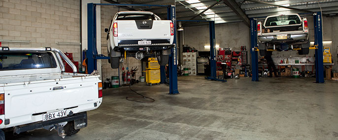4WD Mechanic Canberra